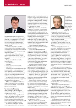 Brownfield Briefing Feature pt 3 June 2010