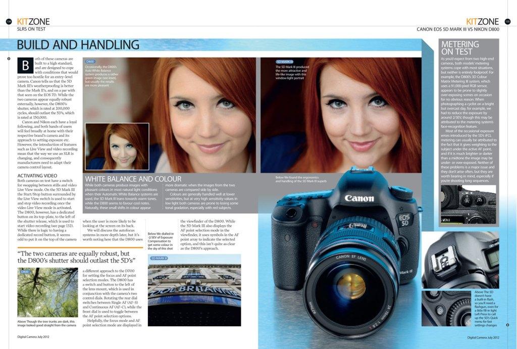 Issue 127 Nikon D800 vs Canon 5D feature 2