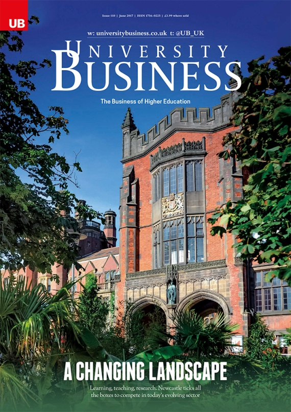 University Business Issue_110 cover